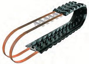 Système de cables en continus